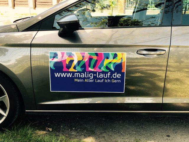 Informationen sind wichtig- MALIG-Lauf am 11.Mai 2020